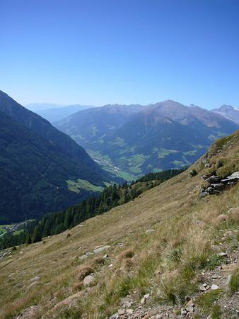 Dolomite tour 2006