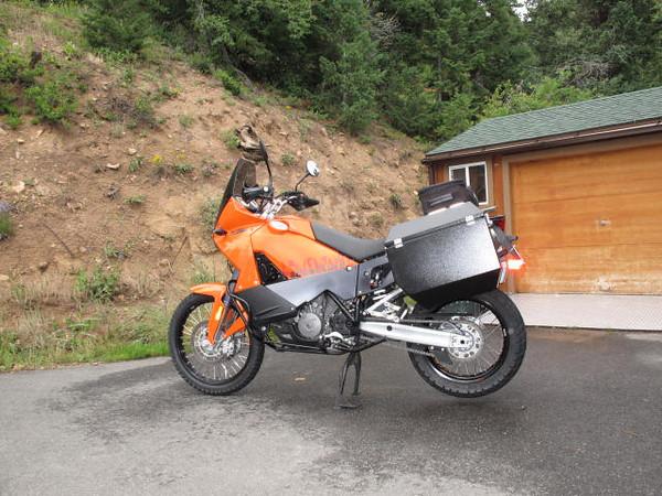 2008 KTM 990 Adventure