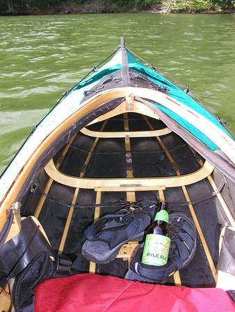 Adventure boating!